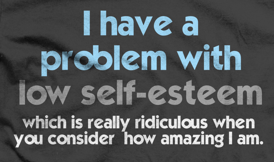 When did you lose your self-esteem? | Hesaidshesaid2k10's Blog